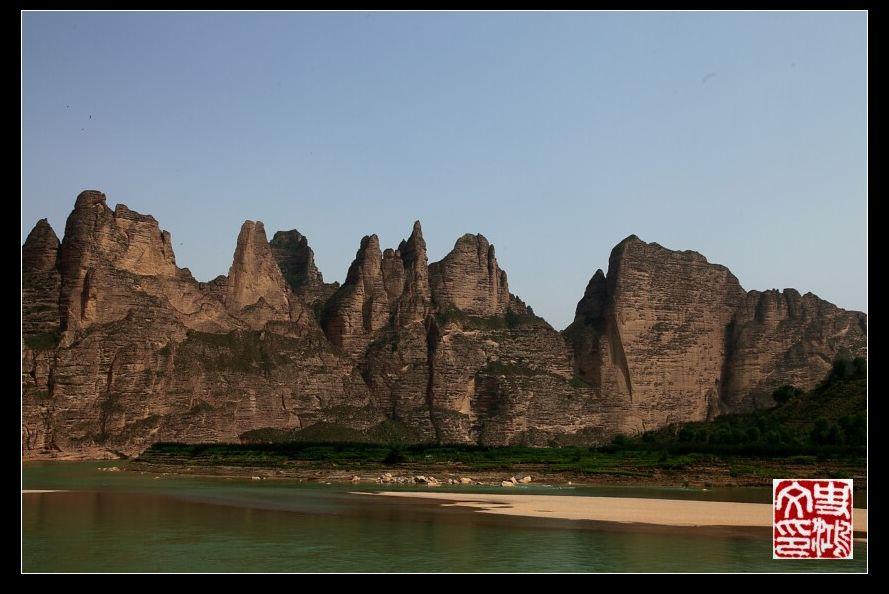 炳灵寺石林 暑期西游图记系列之二十三 炳灵寺下篇