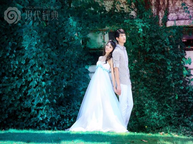 现代经典婚纱摄影大事记