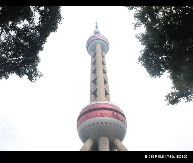 东方明珠塔是由上海现代建筑设计(集团)有限