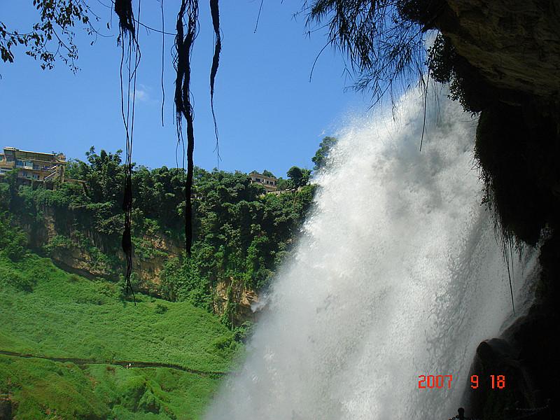 黄果树瀑布 高清图片