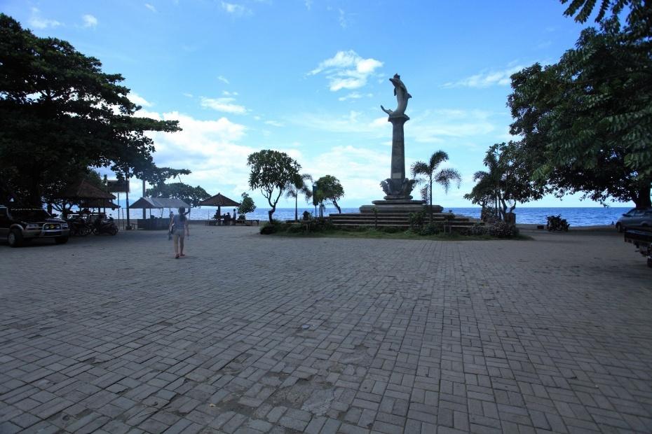 巴厘岛机场 神像