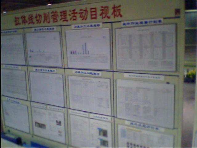 班组管理看板图片大全 生产班组管理看板图片 班组目视化管理看板