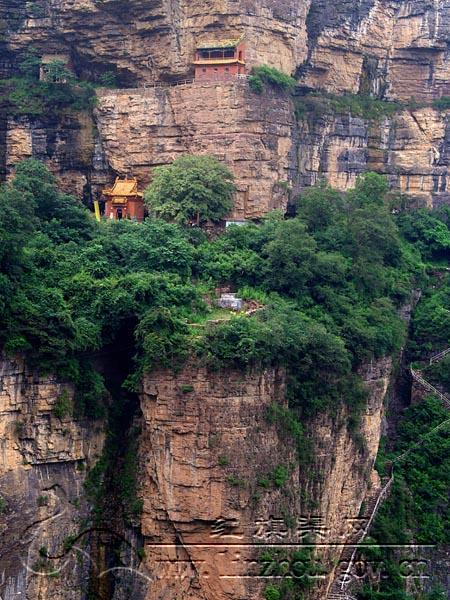 林虑山风景·太行大峡谷景区; 太行山风景; [河南省] 林州风光