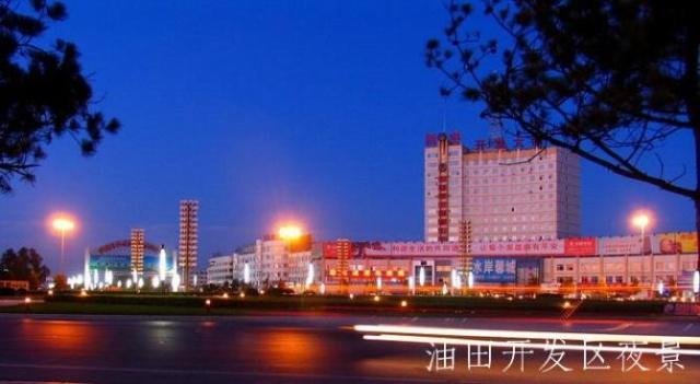 青岛市立医院夜景