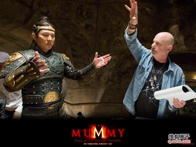 木乃伊3 一部践踏中国文化侮辱中国人的闹 高清图片