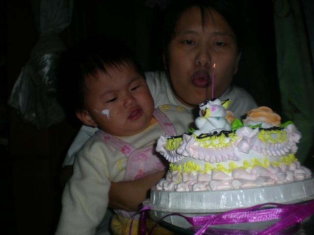 今天是你的生日,我的宝宝 zsl218