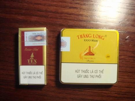 越南卡尔顿香烟 越南红双马香烟 越南香烟品牌