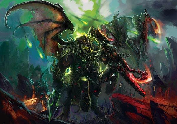 魔兽世界中的十大著名恶魔
