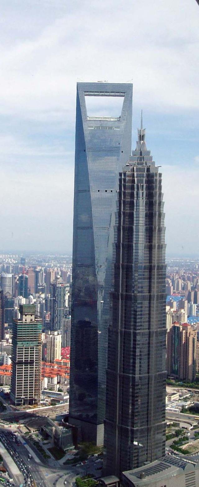 上海最后一座摩天大厦