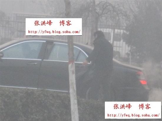 网爆石家庄副科级干部驾奔驰S系豪车-张洪峰  - 张洪峰 - 张洪峰