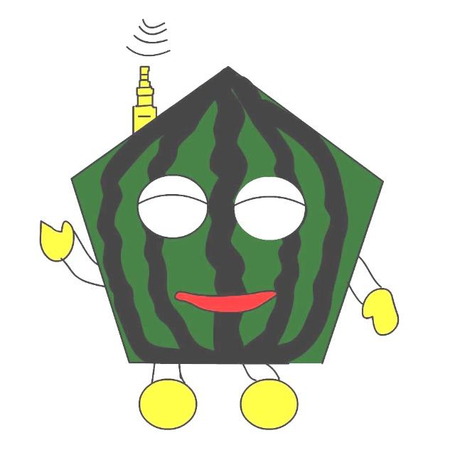果蔬简笔画拟人