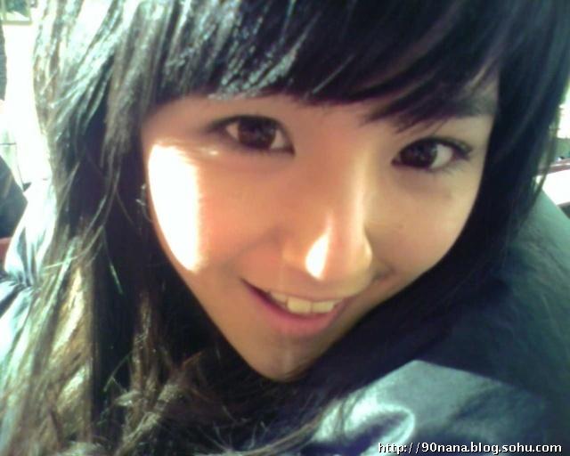 搜狐人气美女娜小白的官方博客声明