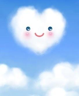 微笑可爱佛头像