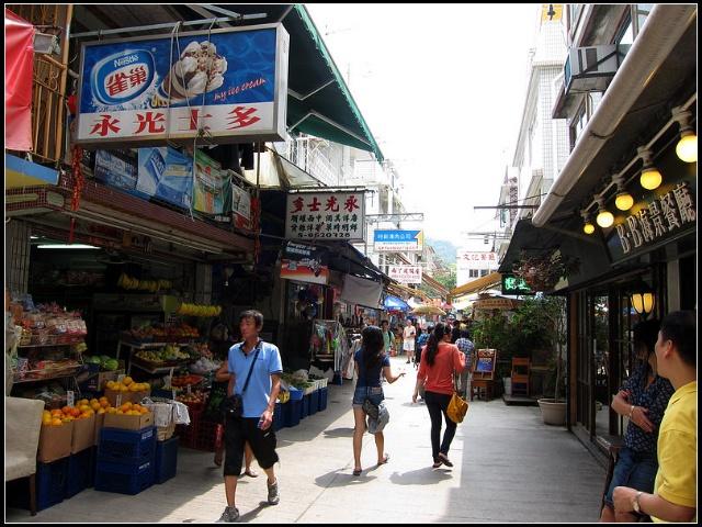香港南丫岛风情