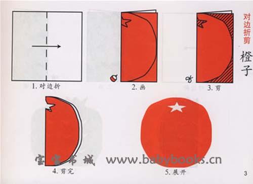 儿童剪纸 - 惠子老师的博客