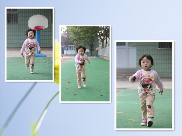 3岁--4--5月篇--幼儿园国庆活动-刘芊一的快乐生活