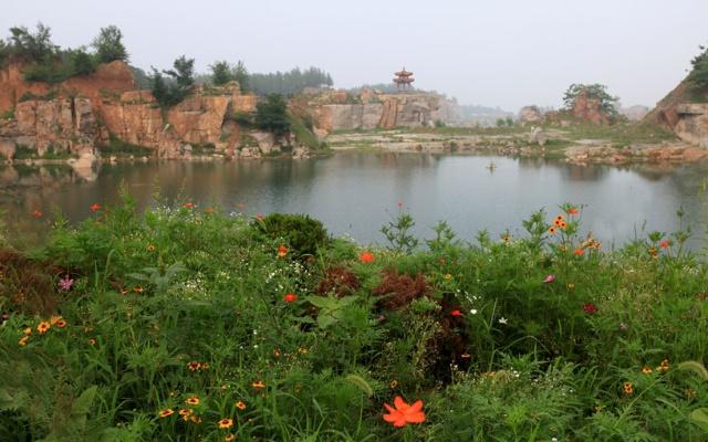 八批山东省水利风景区