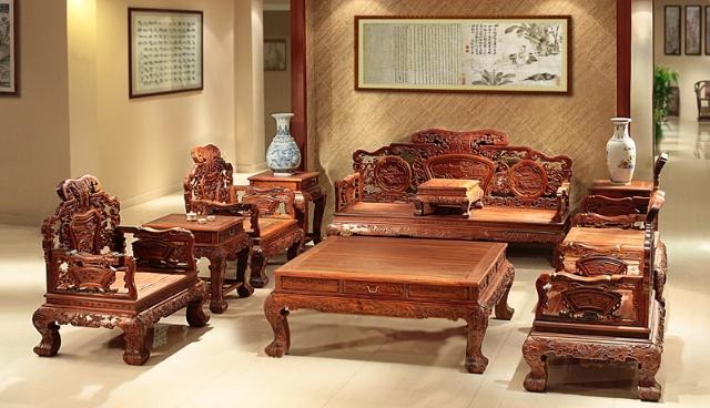 中山东成红木家具的空间-搜狐