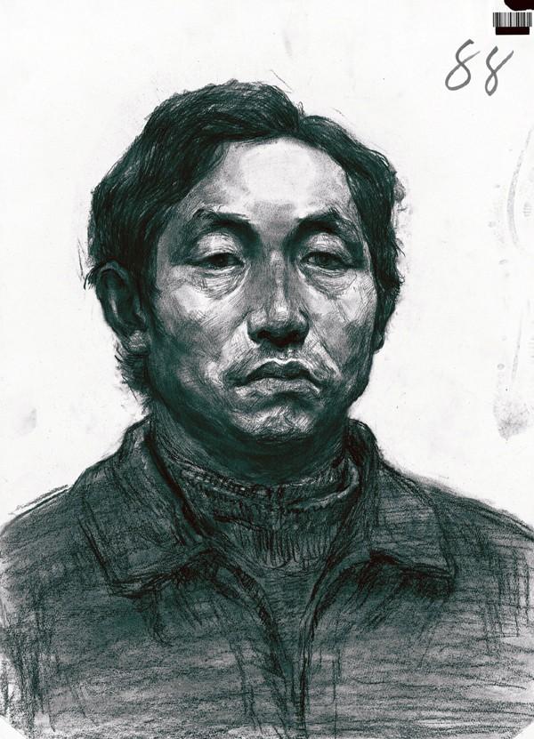 2010年广东美术联考色彩高分卷(17)34张