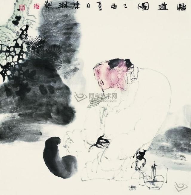 中国绿色经济圈 浅讲文人瓷画和中国传统文人画