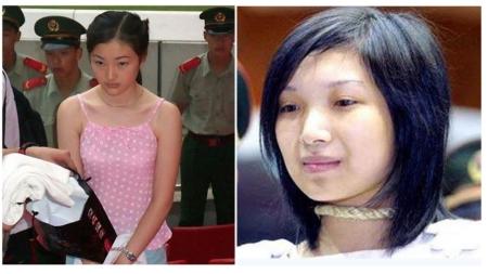 犯决现场中国最美死刑犯宋丹史上最漂亮女死刑犯