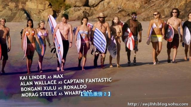 2011美国最多性感美女大片推荐――蓝色激情2 凭海