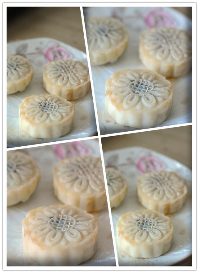 八月十五月正圆,中秋月饼香又甜图片