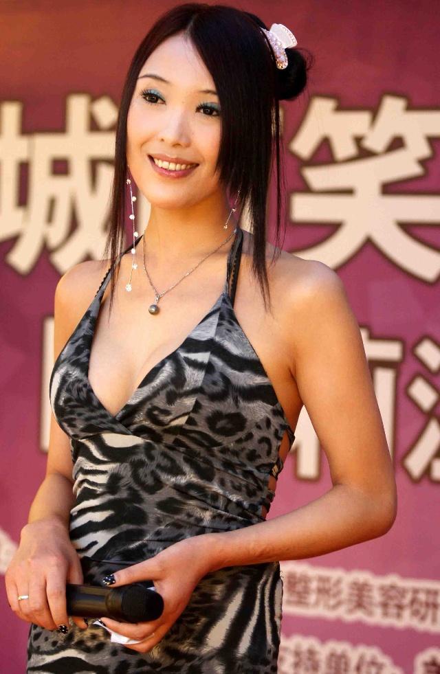 中国最著名的十大变性美女