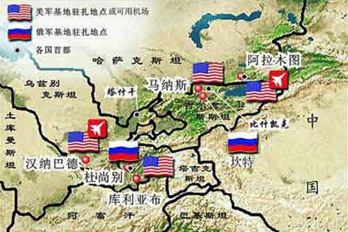 一举动:令中美俄三国大跌!