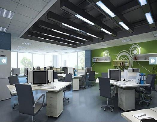 北京办公室装修设计公司前十强 北京中建众邦装饰工程有限