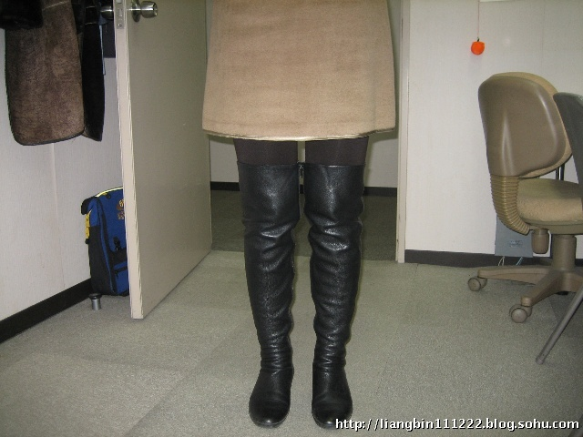 长筒靴过膝女靴长靴