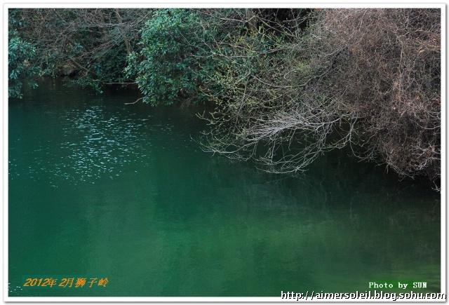 【每周一山】宁波横溪镇狮子岭古道